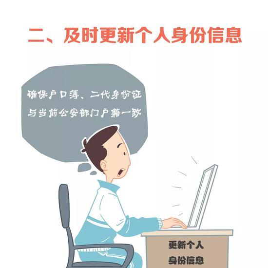 江西考試院給2019高考生的7大報名溫馨提示
