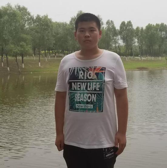 北京市昌平第一中学赵嘉宇