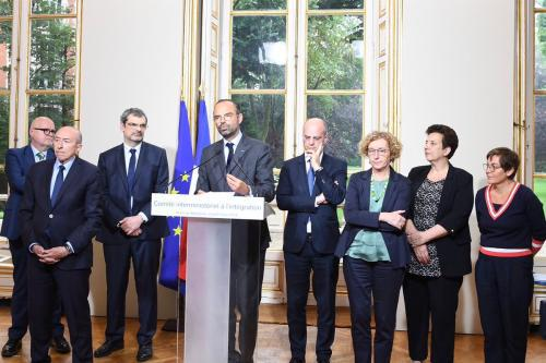 华媒:法国推进移民融入政策改革 加强法语培训