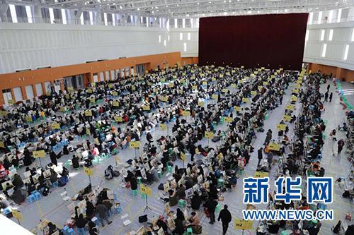 中国传媒大学艺考复试 2.3万人角逐793个名额