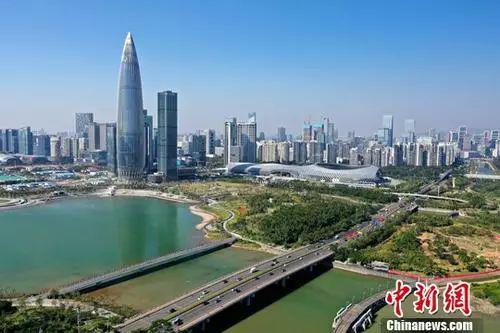 深圳正加快深圳海洋大学建设步伐。 中新网 资料图