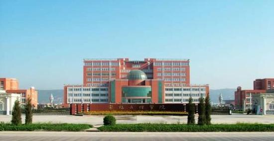 陕西宝鸡文理学院誓师创建宝鸡大学