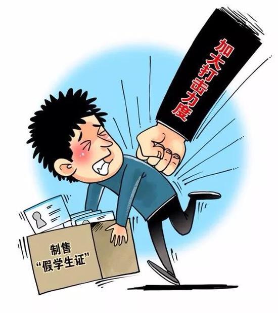 """假学生证成游玩""""省钱神器""""专家建议列入诚信系统"""