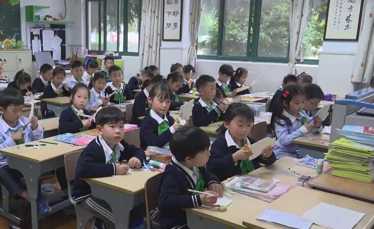 """上海一小学将""""做家务""""列入作业 小学生称体会""""养家不易"""""""