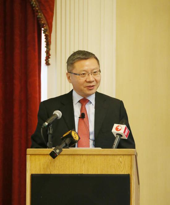 复旦大学院长哈佛演讲:中国是世界最大消费市场