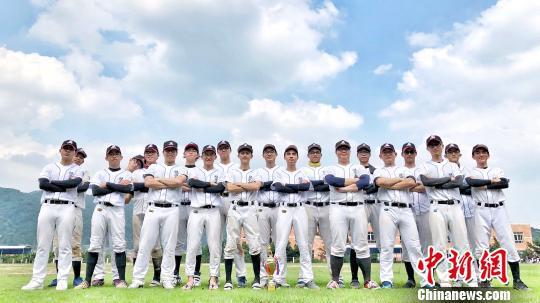 全国大学生棒垒球联赛华南分赛的暨南大学棒垒球队员 受访者供图