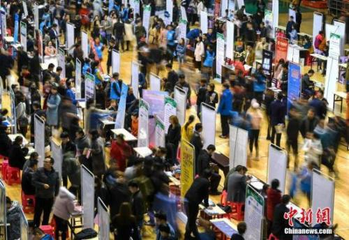 中国最新就业情况排名出炉:哪些行业前景好?