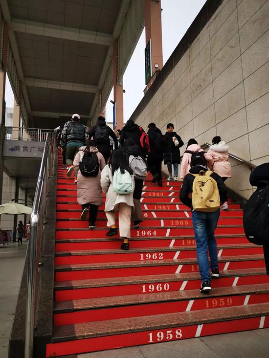 抬头就是美景 杭州这家网红大学食堂对外开放