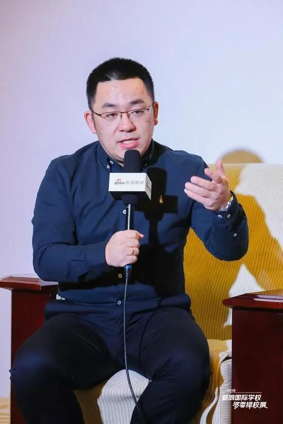 北京市建华实验学校校长助理 北京市建华实验亦庄国际高中(筹)副校长 王强博士