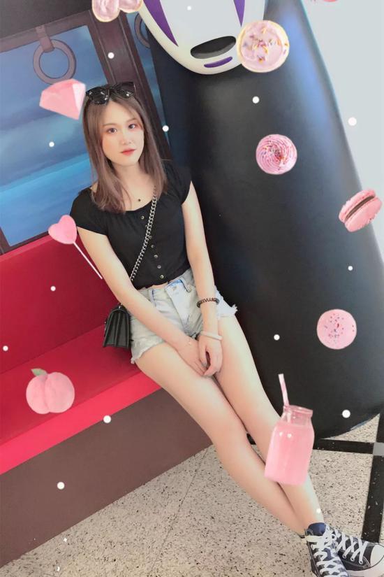 1996年出生的吴艾玲是个上海小囡
