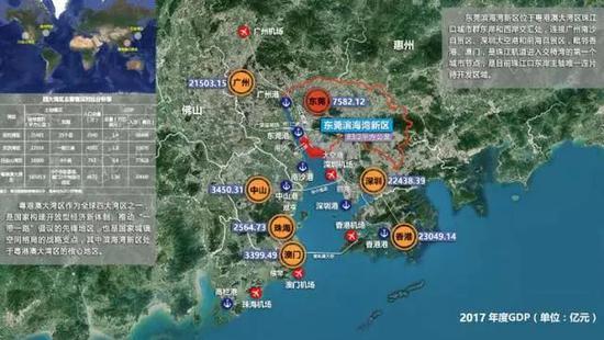 △东莞滨海湾新区概念规划图,来源:公开资料