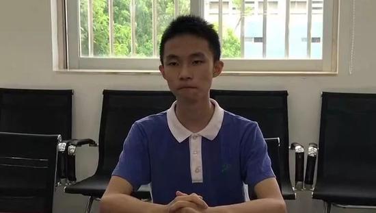 桂园中学胥思宏: