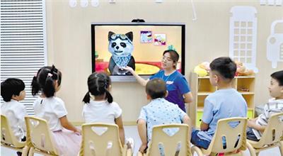 小班化教育更加利于培养孩子间的沟通能力和学习习惯的养成