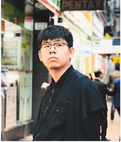 奚牧涼在香港旅行 安 妮攝