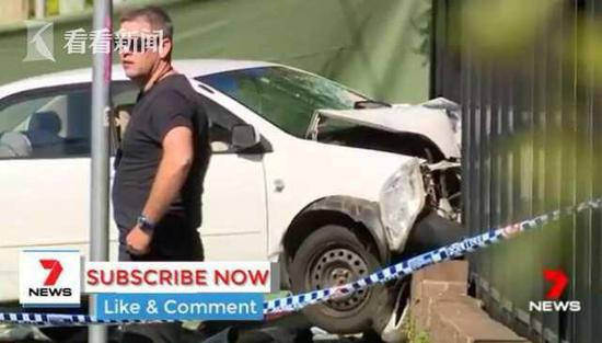 澳男子撞死12岁华裔少年路边淡定抽烟看着惨死