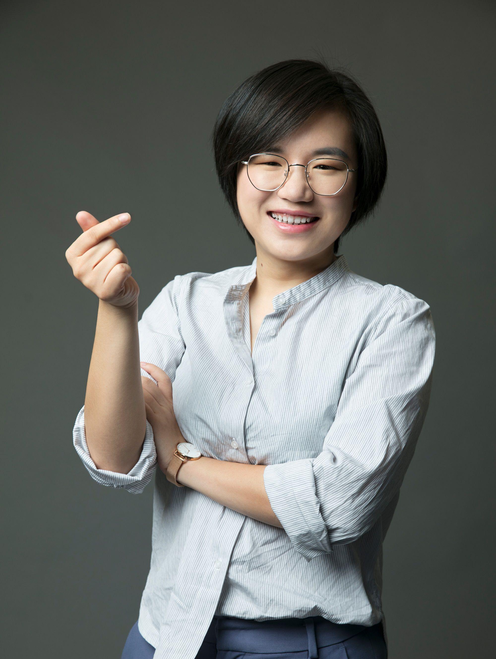 唱唱創始人兼CEO王丹丹