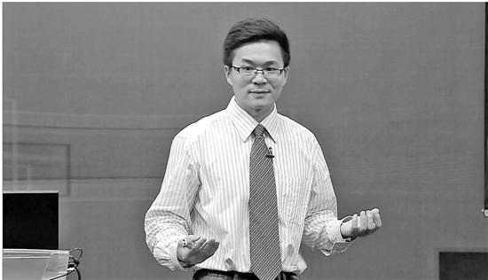 海归老师越来越多 杭城高校刮起全英文授课风