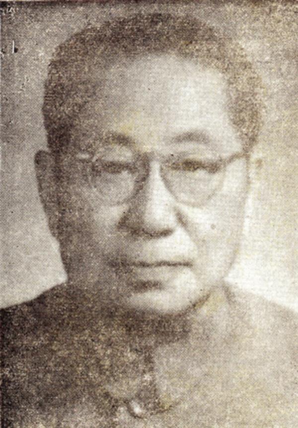 周予同,初名周毓懋,学名周蘧,中国经学史著名专家。 资料图