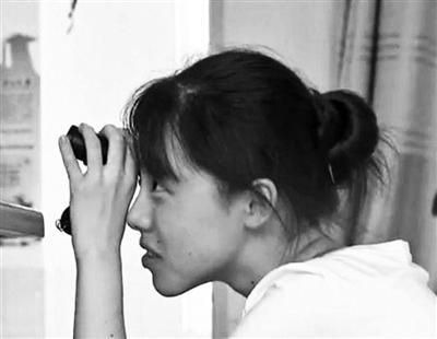 左眼失明右眼视力0.1 江苏望远镜女孩高分考上人大