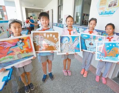 宜昌推行特色环保课 生态意识在孩子心中悄悄发芽