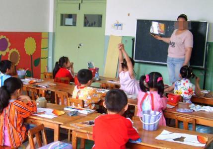 河南专项治理幼儿园小学化 教育部门将公布黑名单