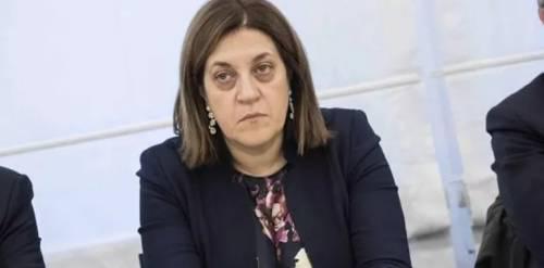 图为翁布里亚大区主席Catiuscia Marini。
