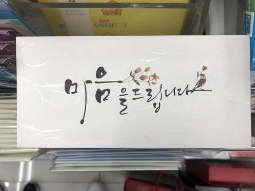 韩国华助中心供图 台晓菲 摄