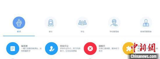哈尔滨教育云平台 黑龙江省教育厅提供