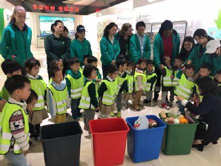 全民垃圾分类时代即将到来 国际学校竟早有准备?