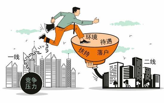 海归创业呈现新特点:二三线城市渐受青睐。视觉中国供图