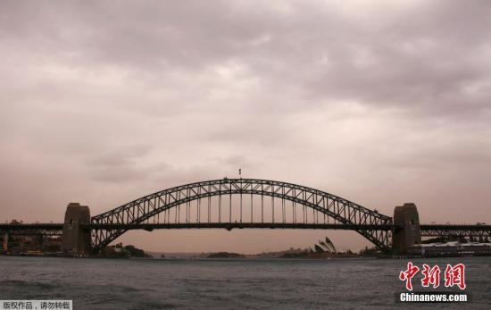 资料图:澳大利亚悉尼海港大桥。