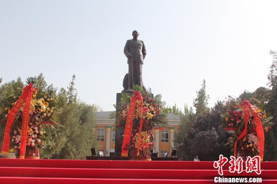 新疆南部高校迎60華誕 特色辦學打造南疆人才搖籃