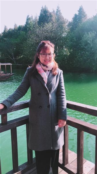 徐杨工作7年,教育观念也渐渐被学生改变。