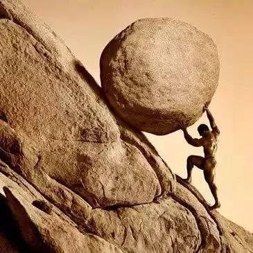 放弃不会更舒服,只会万劫不复。