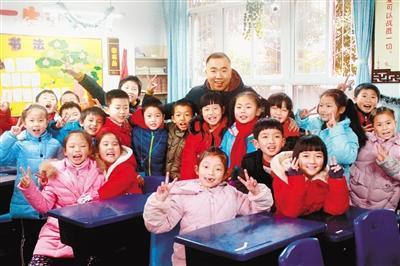 九龙小学的刘老师说这个寒假不留作业,还孩子们一个快乐假期。