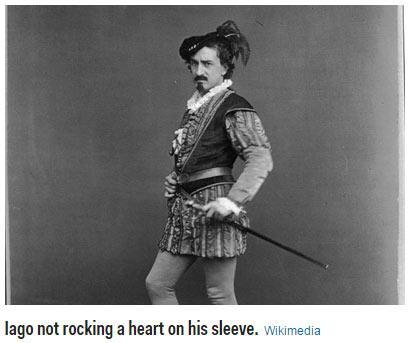 莎士比亚用法: