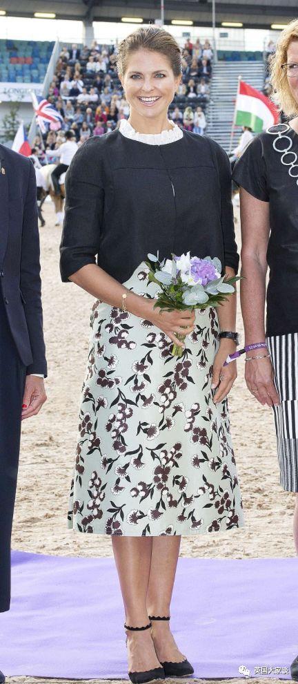 挪威王储妃梅特·玛丽特(Crown Princess Mette-Marit of Norway)