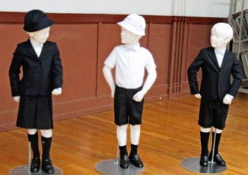 双语:日本一小学定制阿玛尼校服遭家长投诉