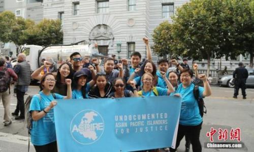 美移民局旧金山抓人3天逮捕150人 移民不敢出门