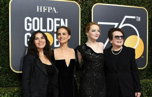 75th Golden Globes winners list