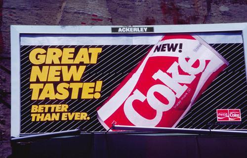 双语:这几种怪味可乐你可能从未喝过