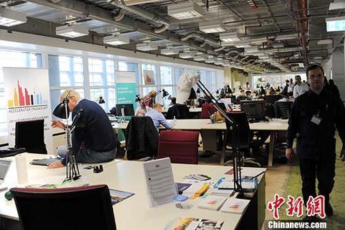 资料图:海外市场盼中国企业落户。中新社记者 彭大伟 摄