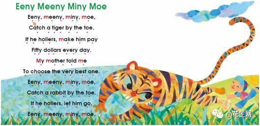 猜谜谣儿歌歌谱-推荐10首英文童谣 让孩子从小接轨英美文化
