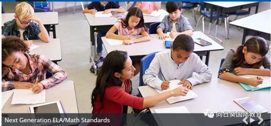 图片来源:美国纽约州教育厅官网
