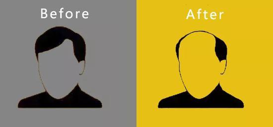 头发 额.......