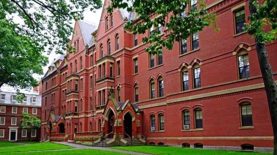 ▲哈佛大学。图据网络