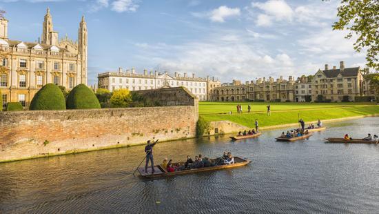 剑桥大学(图片来源:天空新闻网)