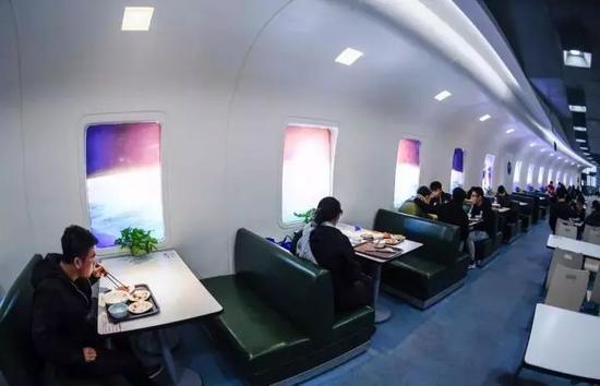 中国传媒大学南苑餐厅