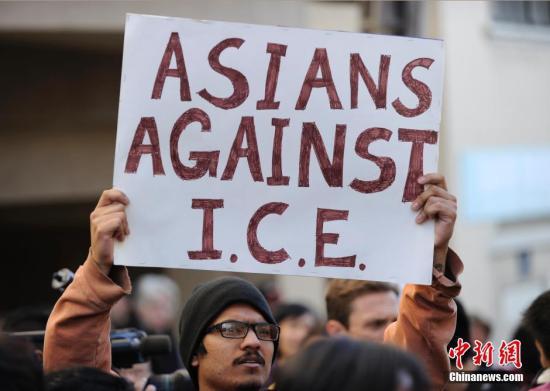 面临遣返移民被强制拘押 美最高法院同意进行听证