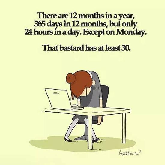 一年有12个月